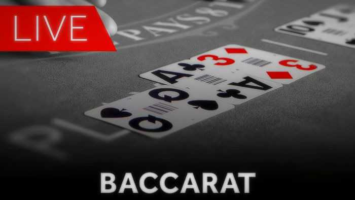 Live baccarat and best Australian casino video slots with free bonuses