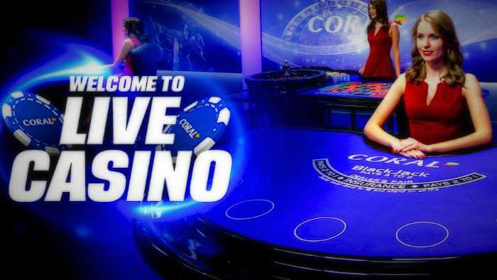 Live casino – choose the best entertainment with real dealers